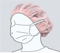 간호사용캡 Pink (CA-103)
