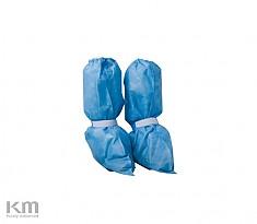 Shoe cover long blue_(CSC-109)