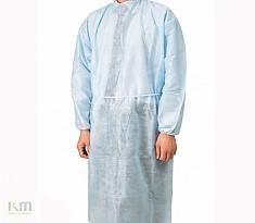 다용도가운 BLUE 비멸균 XL (ISO-108)