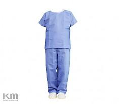 수술복 Surgical Suit Blue M(50벌)