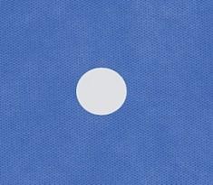 멸균소공포 80x80cm, hole 10cm 원형 [TAPE 없음]