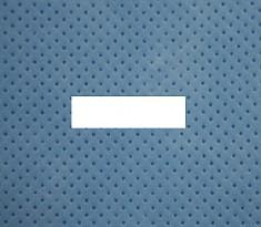 멸균소공포 (MB-1500) 50x50cm, hole 2x7cm (직사각형) [TAPE 부착]  [100]
